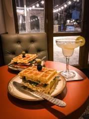 Cocktails in Gudauri Travel Bar